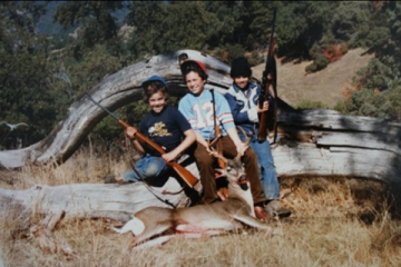 28 Years of Deer Hunting at the Tyson – O'Ferrall
