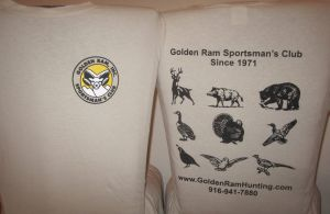 Golden Ram Gear